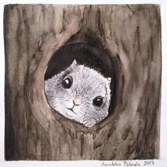 Hello there! A flying squirrel number two, day 38 of #the100daysofwoodlandwonders @project_mama . . . . #inkdrawing #inkandwatercolors #watercolors #forestillustration #forest #forests #woodland #woodlanillustration #woodlandart #illustrationoftheday #iamcreative #artsagram #illustration #kuvitus #drawing #orava #liitoorava #squirrel #flyingsquirrel #squirrelart #squirrelillustration