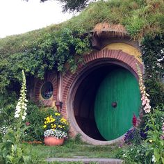 Ever since the LOTR films I've wanted to visit New Zealand...... this is Hobbiton (Matamata)