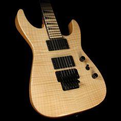 Jackson Custom Select Dinky 2H Mahogany Electric Guitar Natural