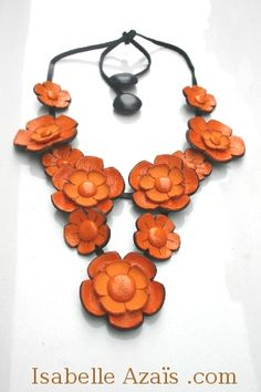 Isabelle Azais jewelry                                                                                                                                                                                 More