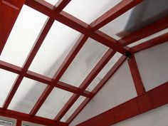 clear roof deck cover, sepio clear roofing
