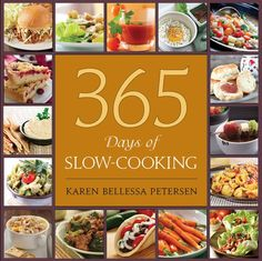 365 Days of Slow Cooking: Order your cookbook now!