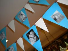 Nautical Birthday Party Ideas | Photo 2 of 25 | Catch My Party