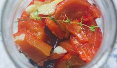 Salsa, Stuffed Peppers, Vegetables, Ethnic Recipes, Food, Red Peppers, Stuffed Pepper, Essen, Vegetable Recipes