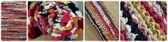 crocheted rug Friendship Bracelets, Rug, Crochet, Ganchillo, Blankets, Rugs, Crocheting, Knits, Chrochet