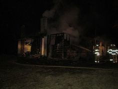 ORLEANS TOWNSHIP, MI – On Saturday, March 14, 2015 ,at approximately 12:05am Ionia County Central Dispatch received a call referencing a residential house fire in the 8400 block of Canfield Rd in Orleans Township.