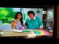 Fiesta en casa. Arco Iris.Agustina y Marta - YouTube Youtube, Bow Braid, Home Parties, Youtube Movies