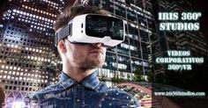 Iris 360º Studios, ofrecemos vídeos corporativos 360º Realidad Virtual. Acerca tu negocio al público mediante una experiencia inmersiva.
