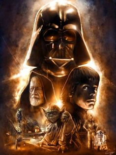 Star Wars (duh)