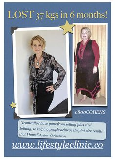 Janine | Weight loss success story