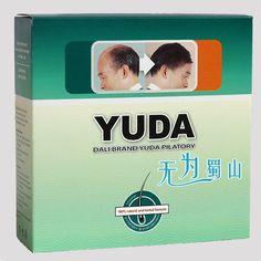 Authentic YUDA cabelo líquido estéril evitar a perda de cabelo crescimento do cabelo cuidado do couro cabeludo de fluido alishoppbrasil