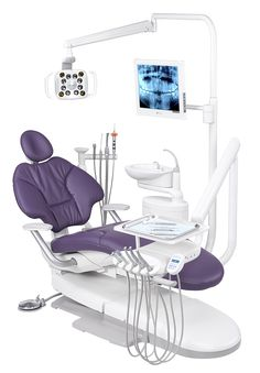 Dental Operatory At Cherry Hills Dental Associates In