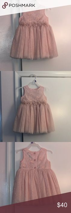 d71f19d5 Ralph Lauren Baby Girl Dress Only worn once, excellent condition ...