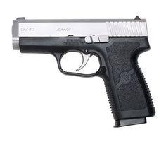 My birthday present! Kahr CW40 - Style # CW4043, Kahr Arms Pistols