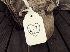 100 DIY wedding favors 100 Burlap Favor by MerryMeSigns on Etsy, $84.99