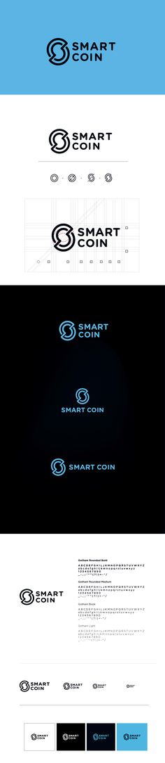 Smart Coin - Alternative digital currency on Behance