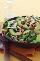 California Avocado, Bacon and Tomato Salad