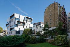 Zac Boucicaut em Paris / Ameller, Dubois & Associés  Architectes
