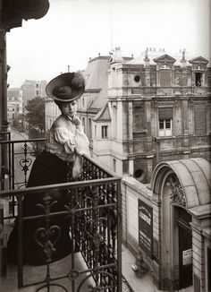 Paris, ca. 1900s