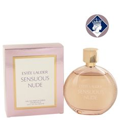 Estee Lauder Sensuous Nude 100ml/3.4oz Eau De Parfum Spray EDP Perfume for Women