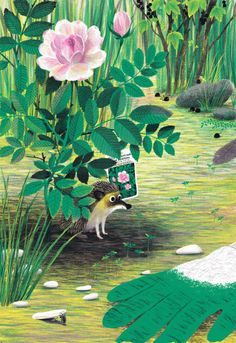 Seven Impossible Things Before Breakfast » Blog Archive » 7-Imp's 7 Kicks #446: Featuring Marc Boutavant