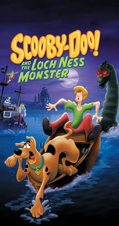 Scooby Doo Mystery Inc, Scooby Doo Movie, Loch Ness Monster Video, Monster Company, Animated Cartoon Movies, Casey Kasem, Daphne And Velma, Ghost Videos, Velma Dinkley