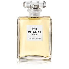 CHANEL N°5 EAU PREMIÈRE Spray 3.4 oz. (465 BRL) ❤ liked on Polyvore featuring beauty products, fragrance, perfume, beauty, makeup, fillers, accessories, chanel perfume, chanel fragrance and spray perfume