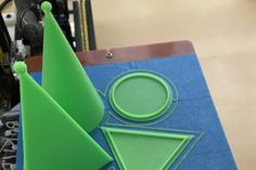 Teaching Blind Students with 3-D Prints