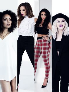 little mix <--- NO, it's Little Mix with CAPITALS