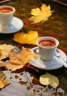 There is nothing more satisfying than a good cup of coffee. Coffee Gif, Coffee Love, Coffee Break, Good Morning Coffee, Good Morning Good Night, Tea Gif, Pause Café, Autumn Tea, Coffee Cookies