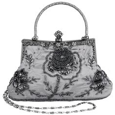 hand beaded bag...beautiful