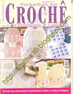 Revista De Croche Para Download