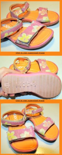 Mod8 size 9 toddler Velcro sandals size 28. $15