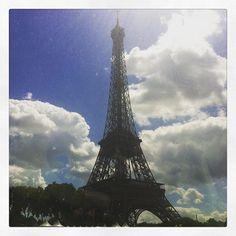 "@onzesuus's photo: ""#vakantie #parijs #zomer"""