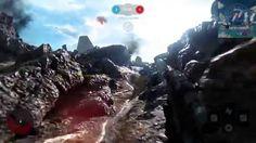 STAR WARS : Battlefront - Gameplay #3 sur Drop Zone (l'Attaque des Clown...