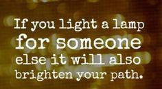 Brighten Your Path