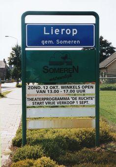 Lierop,  Kombord Lierop, Steemertseweg. Swinkels, P. (fotograaf) 2003
