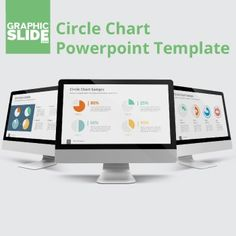 Circle Chart V.1 Powerpoint Template This is a handmade chart. circle chart is very helpful to supplement your presentation. by featuring four elegant design and has been with the included animation in it. you just add its course and is very easy to change.
