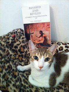 Need some Christmas reading?  Join Neechia and check out Revered and Reviled: A Complete History of the Domestic Cat here http://www.thegreatcat.org/publications/revered-and-reviled-a-complete-history-of-the-domestic-cat/