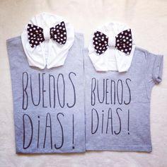 #turban #bow #tshirt #buenosdias #fashionbaby #fashionkids