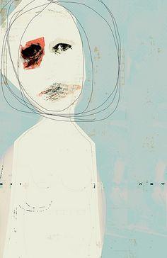 portrait de femmes.