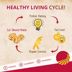 #HealthyLiving #TehzeebBakers
