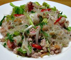 Glass Noodle Salad-thaifoodlovers.com