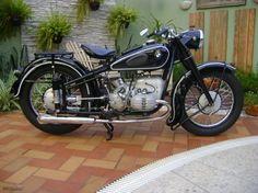 BMW - R 60 - 1951 - Preta /Preta - R$ 85,000.00, achei a moto, so falta achar uma mala de dinheiro agora.