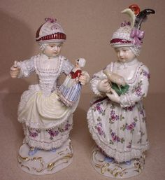 The magic of Meissen porcelain. Newborn Baby Dolls, Baby Girl Dolls, Porcelain Ceramics, China Porcelain, Porcelain Jewelry, Porcelain Dolls Value, Indian Dolls, Bratz Doll, Russian Art