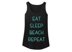 Beach vacation tank top. Funny beach tank. Beach shirt. Beach cover up. Spring Break Tanks. Vacation Shirt. Honeymoon Tank. Beach lover gift .