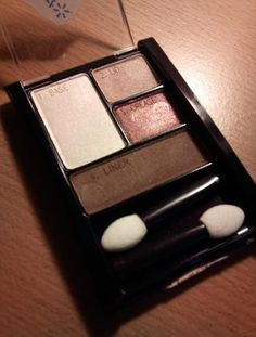 My everyday fave!   Maybelline Designer Chocolates Expertwear Quad - this is an awesome natural eyeshadow