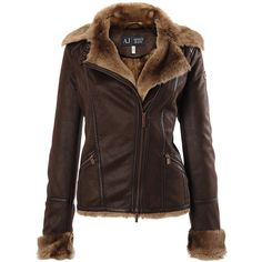 shearling jacket - Bing Images
