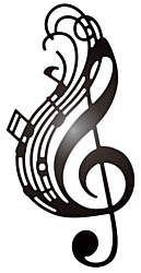 Whistle A Happy Tune Cutting Die by Cheery Lynn Designs (4007667)