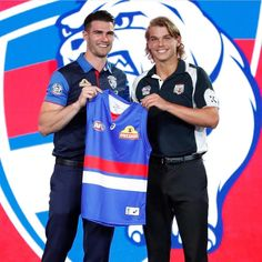 """Bailey Smith on Instagram: """"Can't believe I'm a doggy absolutely pumped and certainly don't take it for granted. On top of the world tonight, grounded tomorrow. #kennel"""" Western Bulldogs, Taken For Granted, Top Of The World, Will Smith, My Boyfriend, My Boys, Bae, Believe, Pumps"""
